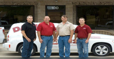 air conditioning and plumbing services provider in texas